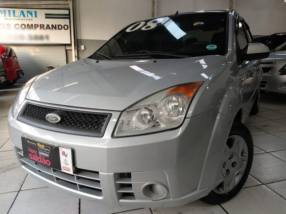 Fiesta Sedan 1.6 Flex Completo - Sem Entrada!!!