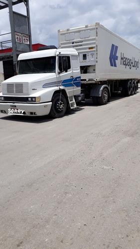 Imagem 1 de 5 de Carreta Porta Container Bug