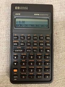 Calculadora Hp 42s Rpn - Super Nova - Item Raro -