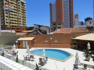 Apartamento Luxo Projetado E Decorado No Meireles - Ap0150