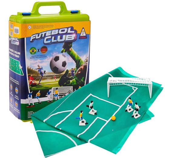 Maleta Futebol Clube Gulliver 2 Seleções Da Copa Mundial