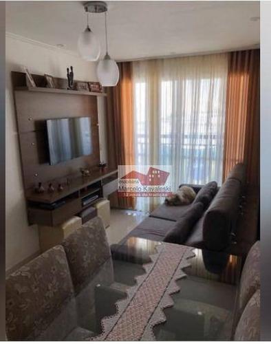 Imagem 1 de 16 de Apartamento Com 2 Dormitórios À Venda, 50 M² Por R$ 350.000,00 - Ipiranga - São Paulo/sp - Ap13049