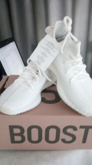 Tenis adidas Yeezy 350 V2 Cream White Boost Kanye Off White