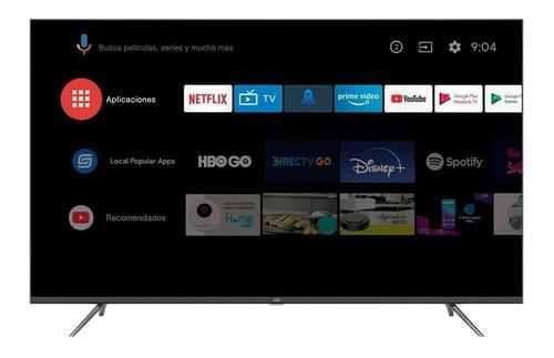 Imagen 1 de 7 de Tv Kalley 55  139 Cm Atv55uhd 4k Uhd Led Smart Tv Android