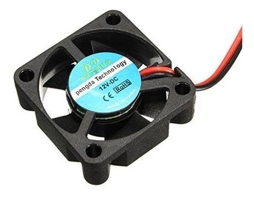 Imagen 1 de 2 de Ventilador Impresora 3d 40x40x10 Cooler Fan 12v