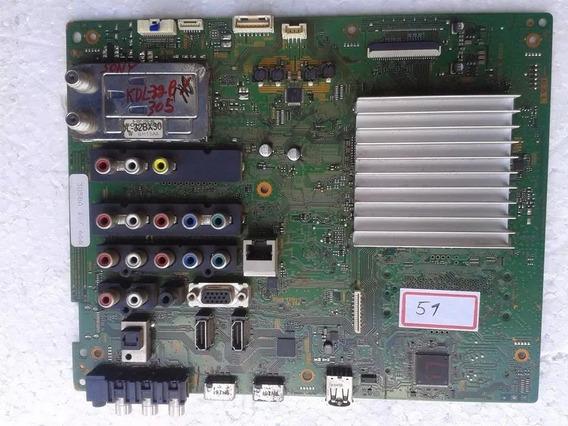 1placa Principal Sony Kdl32bx305--305ba---1---666