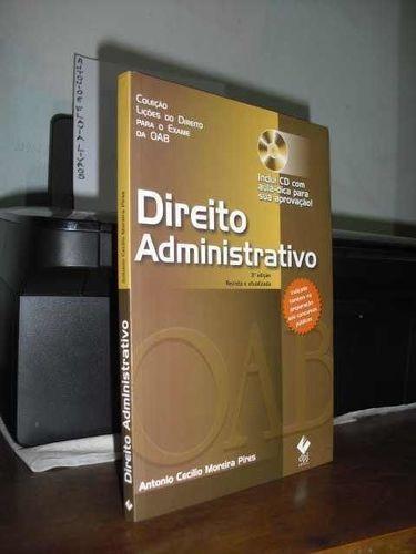 Direito Administrativo Coleção Oab