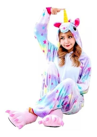 Pijama Unicornio Pijamas Para Mujer En Mercado Libre Chile