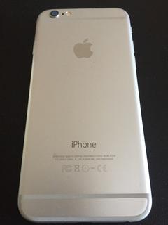 iPhone 6 64gb Para Repuestos No Anda Inmaculado Oportunidad