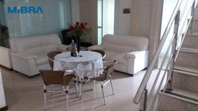 Cobertura Duplex À Venda Em Jardim Camburi, Vitória - Co0052