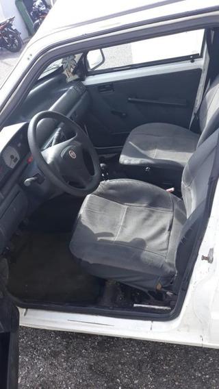 Vehículo Fiat Fiorino 2010, Blanco