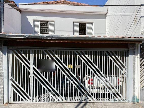 Casa Com 2 Dormitórios Para Alugar, 60 M² Por R$ 1.200,00/mês - Jardim Modelo - São Paulo/sp - Ca1280