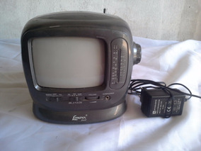 Tv Lenoxx Tv-601 Portátil Cod 146