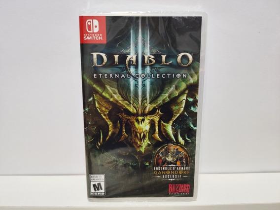 Diablo 3 Eternal Collection Nintendo Switch - Lacrado