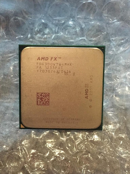 Amd Fx 4300 3.8ghz Quadcore