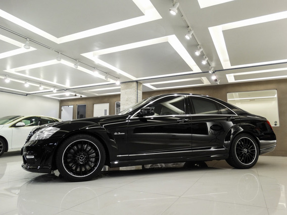 Mercedes-benz S63 Amg 2010 Blindado