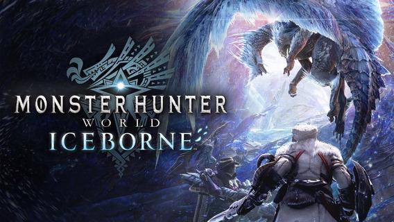 Monster Hunter World: Iceborne - Pc (steam) - Envio Imediato