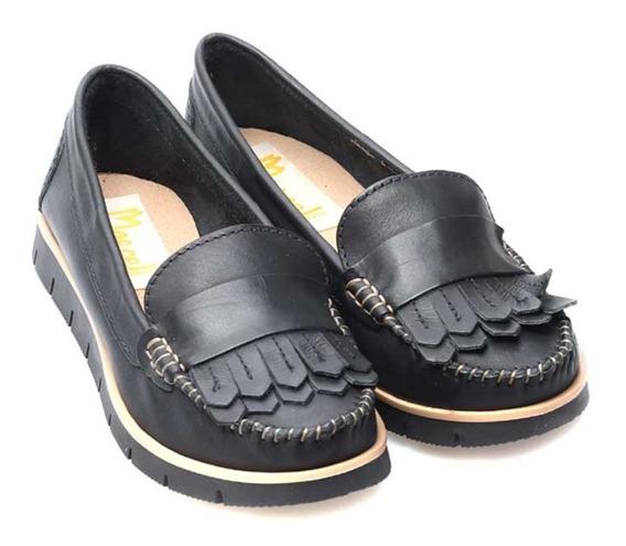 Zapato De Dama De Cuero Marcel Calzados (mod.20203)