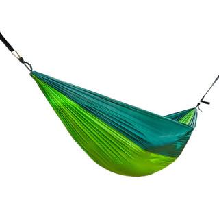 Campamento Hamaca Ligero Nylon Hamaca Portátil Playa Estera
