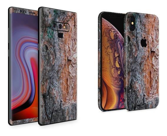 Skin Corteza Arbol Apple Samsung Huawei Lg Sony Xiaomi Etc
