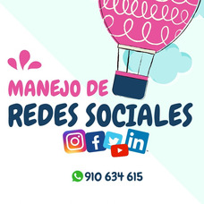 Manejo De Redes Sociales Community Manager Y Social Media