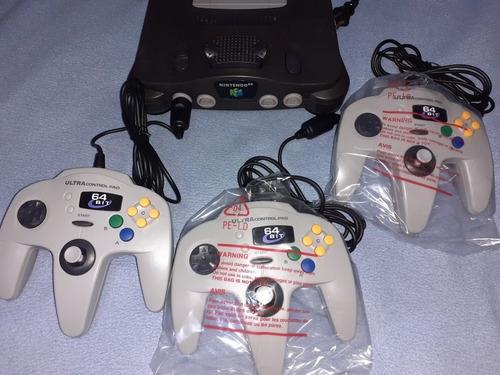 Palanca Nintendo 64 N64