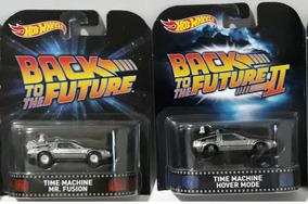 Hot Wheels Retro Back To The Future Mr Fusion + Hover Mode