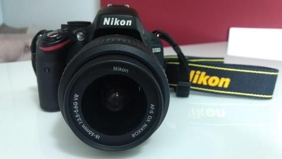 Câmera Nikon D5100 + Lente 35mm + Acessórios