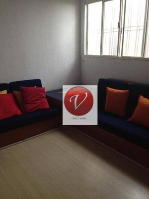 Casa Para Alugar, 75 M² Por R$ 2.700/mês - Bairro Jardim - Santo André/sp - Ca2959