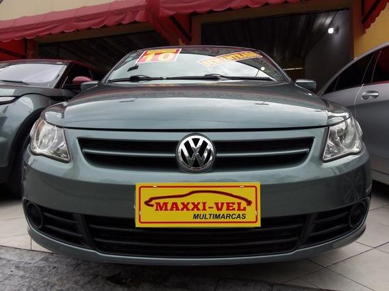 Volkswagen Voyage Trend 1.6 (flex) 2010