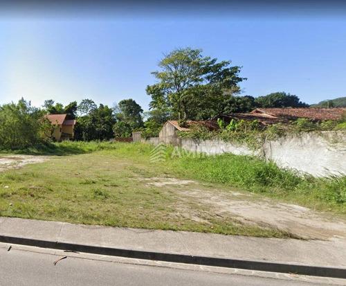 Terreno À Venda, 940 M² Por R$ 1.300.000,00 - Itaipu - Niterói/rj - Te0115