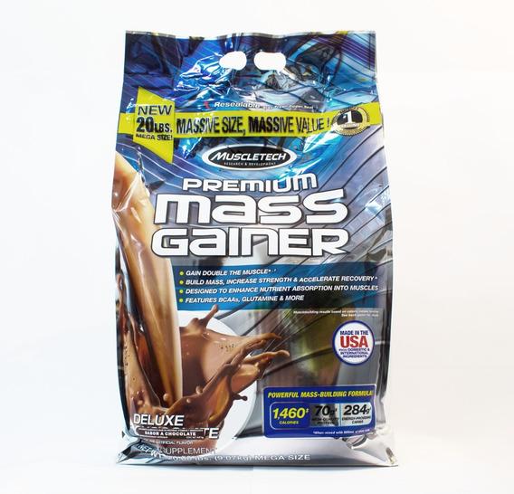 Proteina Muscletech Premium Mass Gainer 20lbs. (9.07kg)