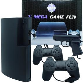 2252c921aa37 Vídeo Game Console Mega Fun Retro Antigo 999 Jogo Acessórios