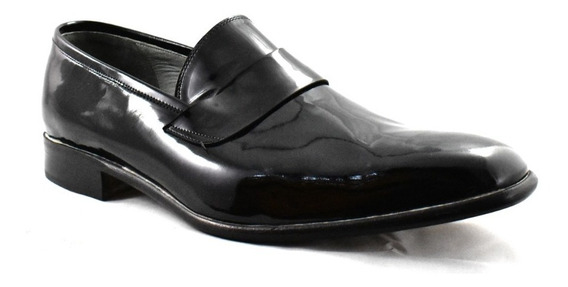 Zapato De Vestir De Cuero Charol Hombre Ricky Sarkany