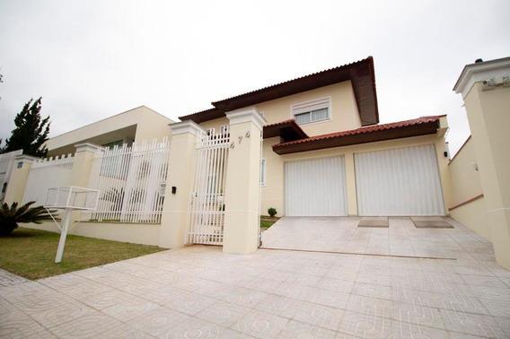 Casa À Venda, 446 M² Por R$ 2.450.000,00 - Jardim Schaffer - Curitiba/pr - Ca0127