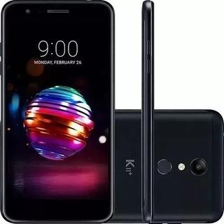Celular LG K11+ Plus Preto 32gb Tela 5,3 Dual Chip