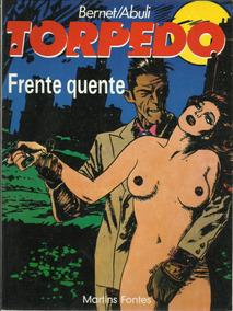 Revista Torpedo Frente Quente Original