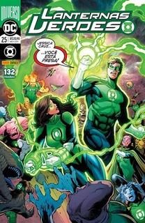 Hq Lanternas Verdes Nº 25 Ed. Abr/2019 - Jéssica Cruz Presa