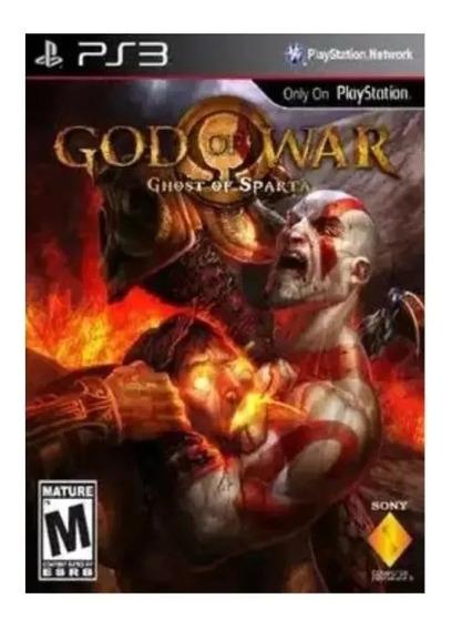 God Of War Ghost Of Sparta Ps3 Jogo Psn Comprar