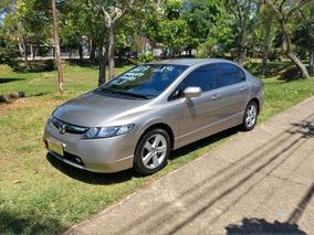 Honda Civic 1.8 Lxs 4p