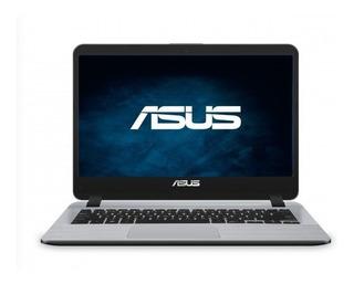 Laptop Asus Intel A407ma-bv044t N4000 4gb 500gb 14 Intel