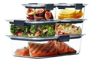 Contenedores Para Alimentos Calidad Tupperware (compare Ya)