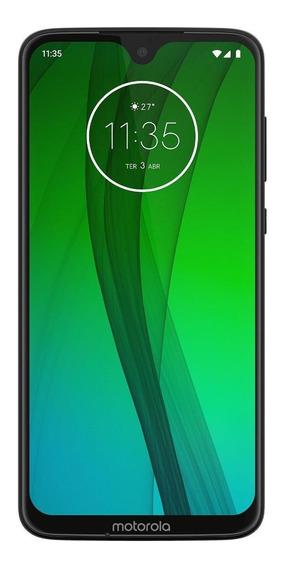 Motorola G7 Dual SIM 64 GB Clear white 4 GB RAM
