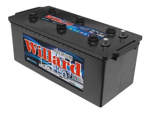 Imagen 1 de 5 de Bateria Willard Ub1240 12x180 Camiones Grupos Electrogenos