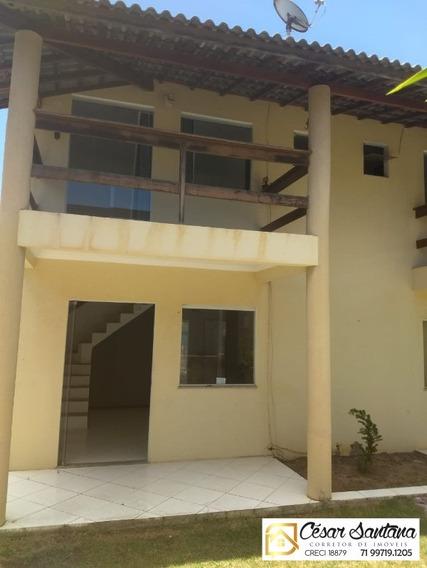 Casa Duplex Na Praia Do Flamengo Salvador - Ca00420 - 33577727