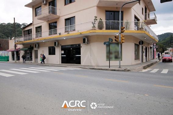 Acrc Imóveis - Ponto Comercial Para Venda No Bairro Da Glória - Pt00042 - 34233184