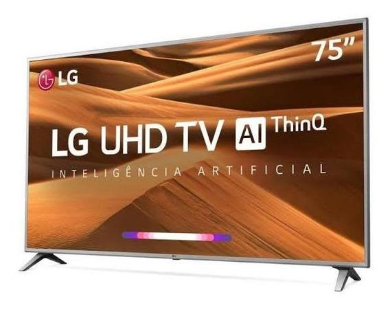 Tv Lg 75 Polegadas Wi-fi Hdmi Netflix Completa
