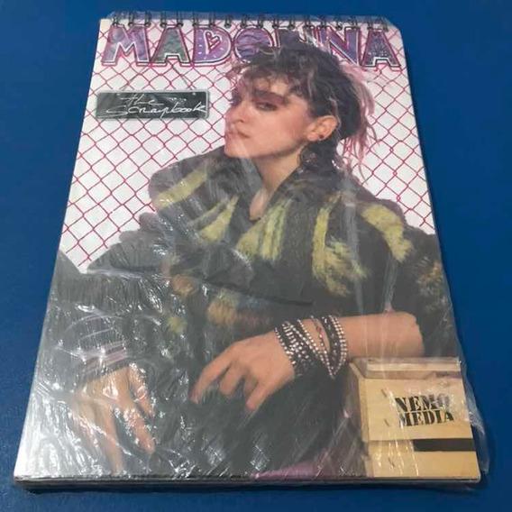 Livro Madonna Scrapbook