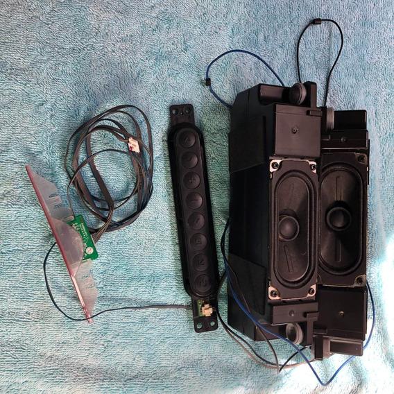 Kit Alto Falante + Sensor Tv Lg 55ln5400