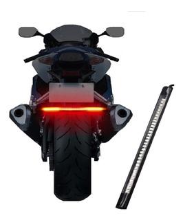 Hopemob Tira Motocicleta 48 Led Luz De Freno Y Direccional